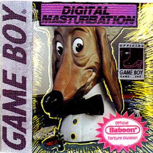digital masturbation 1 album cover
