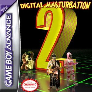 Digital Masturbation 2 album cover