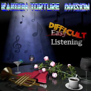difficult listening album cover art